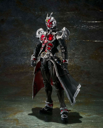 main photo of S.I.C. Kamen Rider Wizard Flame Style Ver.