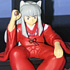 Inu Yasha DX Lamp Room Light Figure: InuYasha