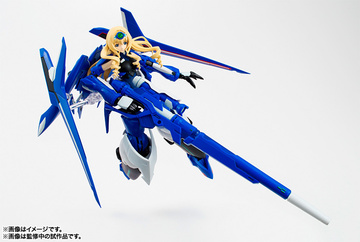 main photo of AGP Alcott Cecilia Blue Tears x Strike Gunner Ver.