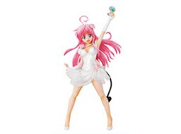 main photo of Ichiban Kuji Premium To-LOVE-Ru: Lala Satalin Deviluke White Color Ver.