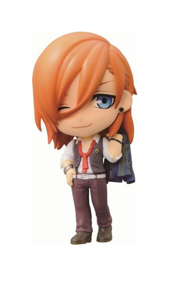 main photo of Ichiban Kuji Chibi Kyun-Chara World Uta no☆Prince-sama♪ Maji Love 1000%: Jinguuji Ren
