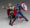 photo of figma Captain America
