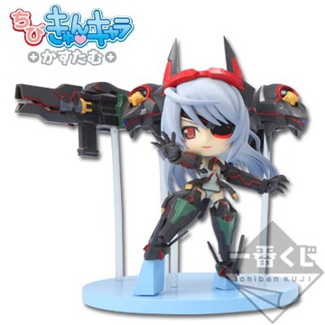 main photo of Ichiban Kuji IS: Infinite Stratos -2nd ACCEL-: Laura Bodewig Chibi Kyun-Chara