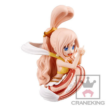 main photo of One Piece World Collectable Figure ~ Hua (heroine): Shirahoshi