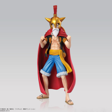 main photo of Super One Piece Styling Coliseum Of Fierce Fight: Monkey D. Luffy