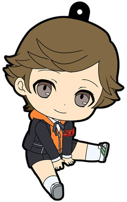 main photo of Petanko Persona 3 the Movie Trading Rubber Strap: Ken Amada