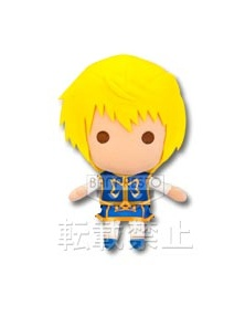 main photo of Ichiban Kuji Hunter × Hunter Hiiro no Tsuioku-hen: Kurapika Kyun-gurumi