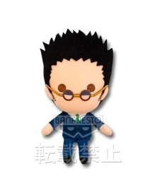 main photo of Ichiban Kuji Hunter × Hunter Hiiro no Tsuioku-hen: Leorio Kyun-gurumi