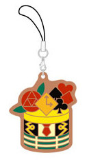 main photo of Pandora Hearts Rubber Strap Set: Oz Vessalius