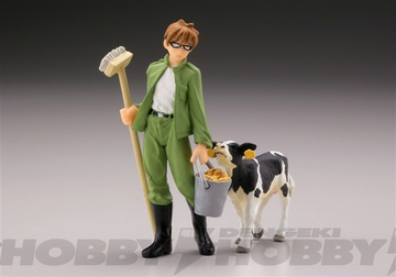main photo of Capsule Q Characters Silver Spoon: Hachiken Yūgo
