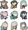 photo of Kantai Collection Rubber Keychain Vol.5: Akatsuki