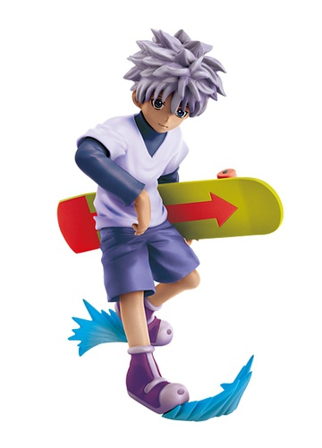 main photo of Diorama Box Collection ~Hunter Box01~: Killua Zoldyck