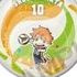 Haikyu-!! Water-in Collection: Shoyo Hinata