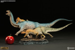 photo of Dinosauria Allosaurus vs Camarasaurus