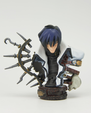 main photo of Trigun K&M BustUp Model Series 2: Legato Bluesummers