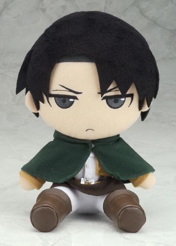 main photo of Shingeki no Kyojin Plushie Series: Levi