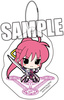 photo of Magical Girl Lyrical Nanoha The MOVIE 2nd A's Reflector Mascot: Signum