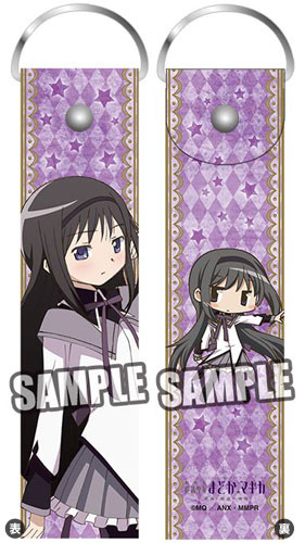 main photo of Puella Magi Madoka Magica the Movie ~The Rebellion Story~ Big Strap: Homura Akemi