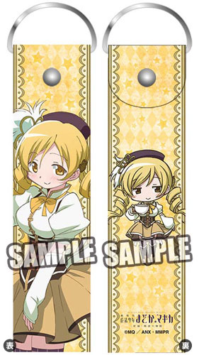 main photo of Puella Magi Madoka Magica the Movie ~The Rebellion Story~ Big Strap: Mami Tomoe