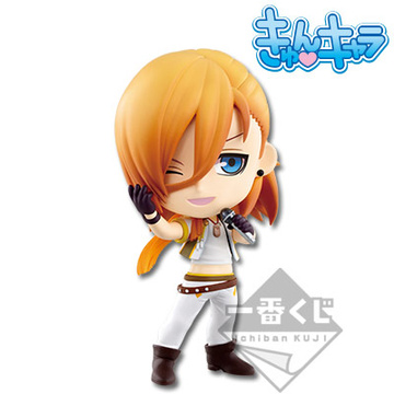 main photo of Ichiban Kuji Uta no☆Prince-sama♪ Maji LOVE2000%: Jinguuji Ren Kyun-Chara