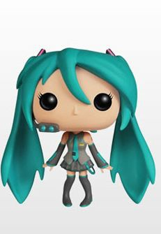 main photo of POP! Rocks #39 Miku Hatsune
