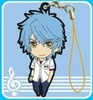 photo of La Corda d'Oro Blue Sky Rubber Mascot: Kisaragi Kyoya