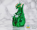 photo of Power Electroplating Mini Bronze Cloth Collection: Dragon Cloth Object
