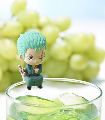 main photo of Ochatomo Series ONE PIECE ~Kaizoku-tachi no Tea Time~: Roronoa Zoro