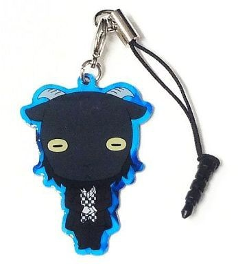 main photo of Makai Ouji: Devils and Realist Trading Metal Charm Strap: Baphomet Secret ver.