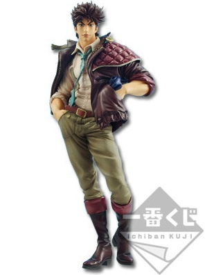 main photo of Ichiban Kuji Jojo no Kimyou na Bouken Part1~3: Joseph Joestar Double Chance ver.