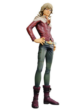 main photo of Tiger & Bunny DXF Figure Vol.3: Barnaby Brooks Jr.