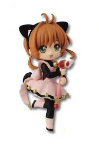 main photo of Ichiban Kuji Cardcaptor Sakura ~Clow Card Chapter~: Kinomoto Sakura Atsumete Figure for Girls