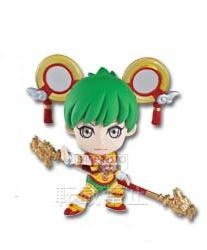 main photo of Ichiban Kuji Tiger & Bunny ~side TIGER~: Dragon Kid Chibi Kyun-Chara
