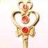 Sailor Moon 20th Anniversary Die-Cast Charm Gashapon: Jikuu no Kagi