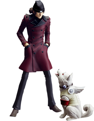 main photo of HappyKuji Persona 3 the Movie 2: Shinjirou Aragaki and Koromaru