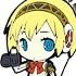 HappyKuji Persona 3 the Movie 2: Aigis Rubber Strap
