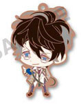 main photo of Diabolik Lovers ~More, Blood~ Trading Rubber Strap: Mukami Ruki