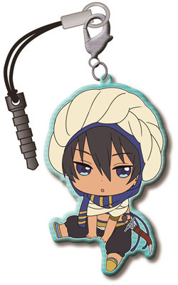 main photo of Free! Trading Metal Charm Strap Vol.2: Nanase Haruka Ending Ver.