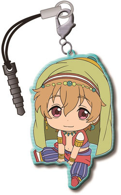 main photo of Free! Trading Metal Charm Strap Vol.2: Hazuki Nagisa Ending Ver.