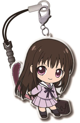 main photo of Noragami Trading Metal Charm Strap: Iki Hiyori