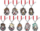 photo of Kantai Collection -Kan Colle- Kanmusume Medal Collection Rubber Type Part 2: Yudachi Kai 2