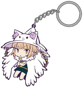 main photo of Witch Craft Works Tsumamare Pinched Keychain: Tanpopo-chan