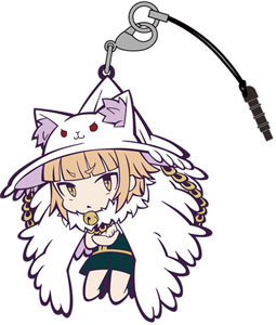 main photo of Witch Craft Works Tsumamare Pinched Strap: Tanpopo-chan