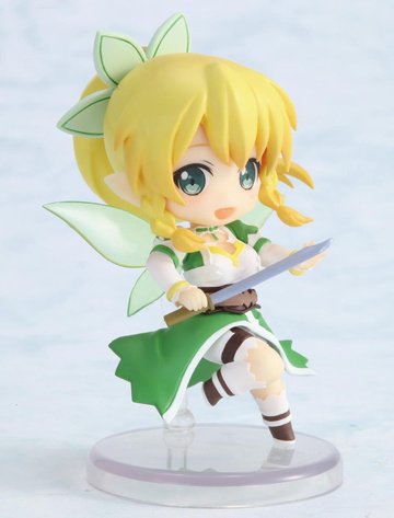 main photo of Toy's Works Collection Sword Art Online Niitengo Deluxe: Leafa