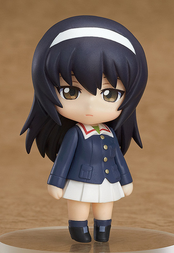 main photo of Nendoroid Petite Girls und Panzer: Reizei Mako