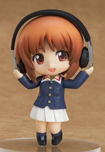 main photo of Nendoroid Petite Girls und Panzer: Nishizumi Miho