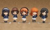 photo of Nendoroid Petite Girls und Panzer: Takebe Saori