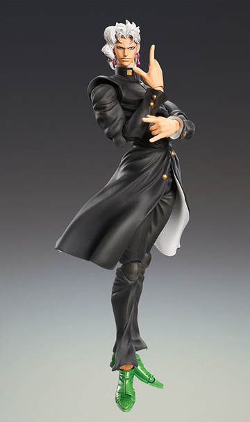 main photo of Super Action Statue 67 Noriaki Kakyoin Second Ver.