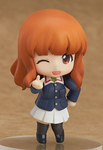 main photo of Nendoroid Petite Girls und Panzer: Takebe Saori