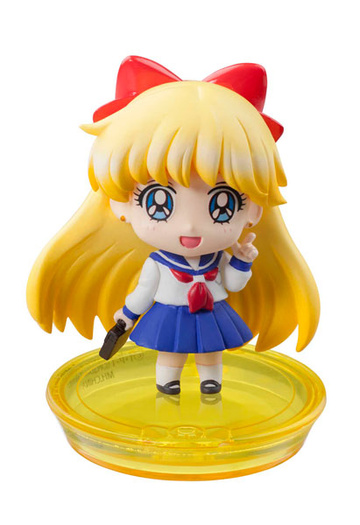 main photo of Bishoujo Senshi Sailor Moon School Life Petit Chara Land: Minako Aino ver.A